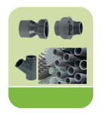 Pipe (PVC) & Fittings