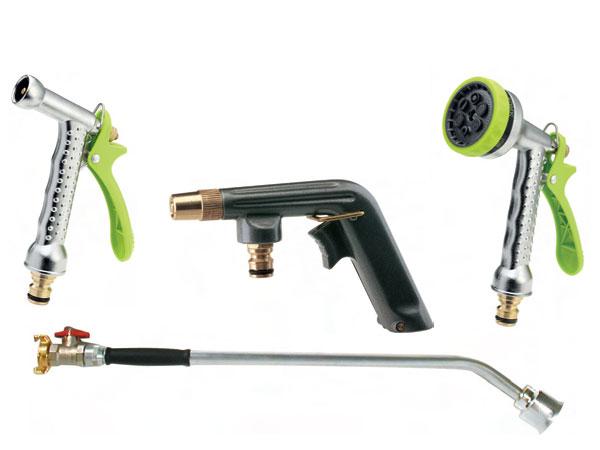 Lances, Spray Guns & Fittings