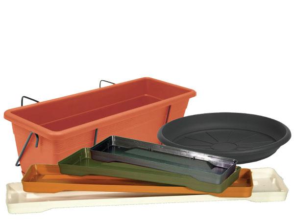 Plastic Saucers, Window Boxes & Brackets