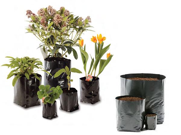 Polythene Plant Pots
