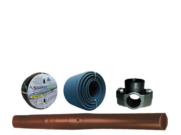Soaker Hose & Drip Line Pipe