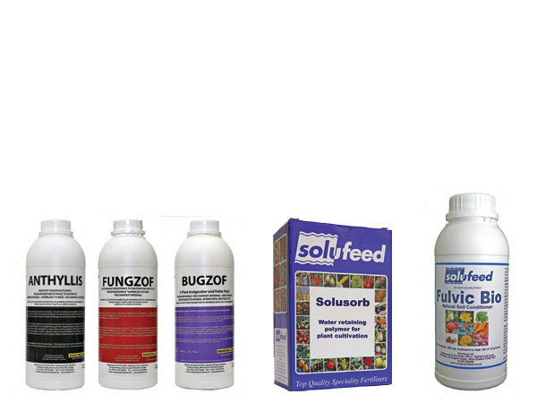 Solufeed Retail Packs
