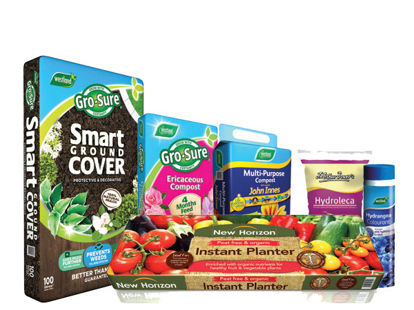 Westland Compost, Additives & Bark