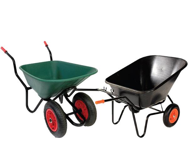 Wheelbarrows & Garden Centre Trolleys