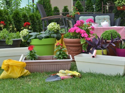 Deker Horticultural Retail Products