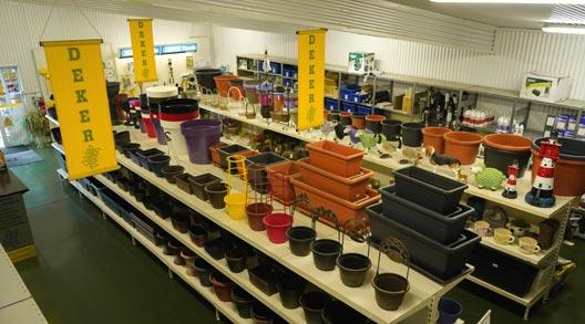 Deker Horticultural Showroom